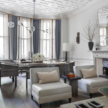 Chelsea Townhouse Apartment - Luxury Interior