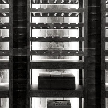 Climate Control Wine Room