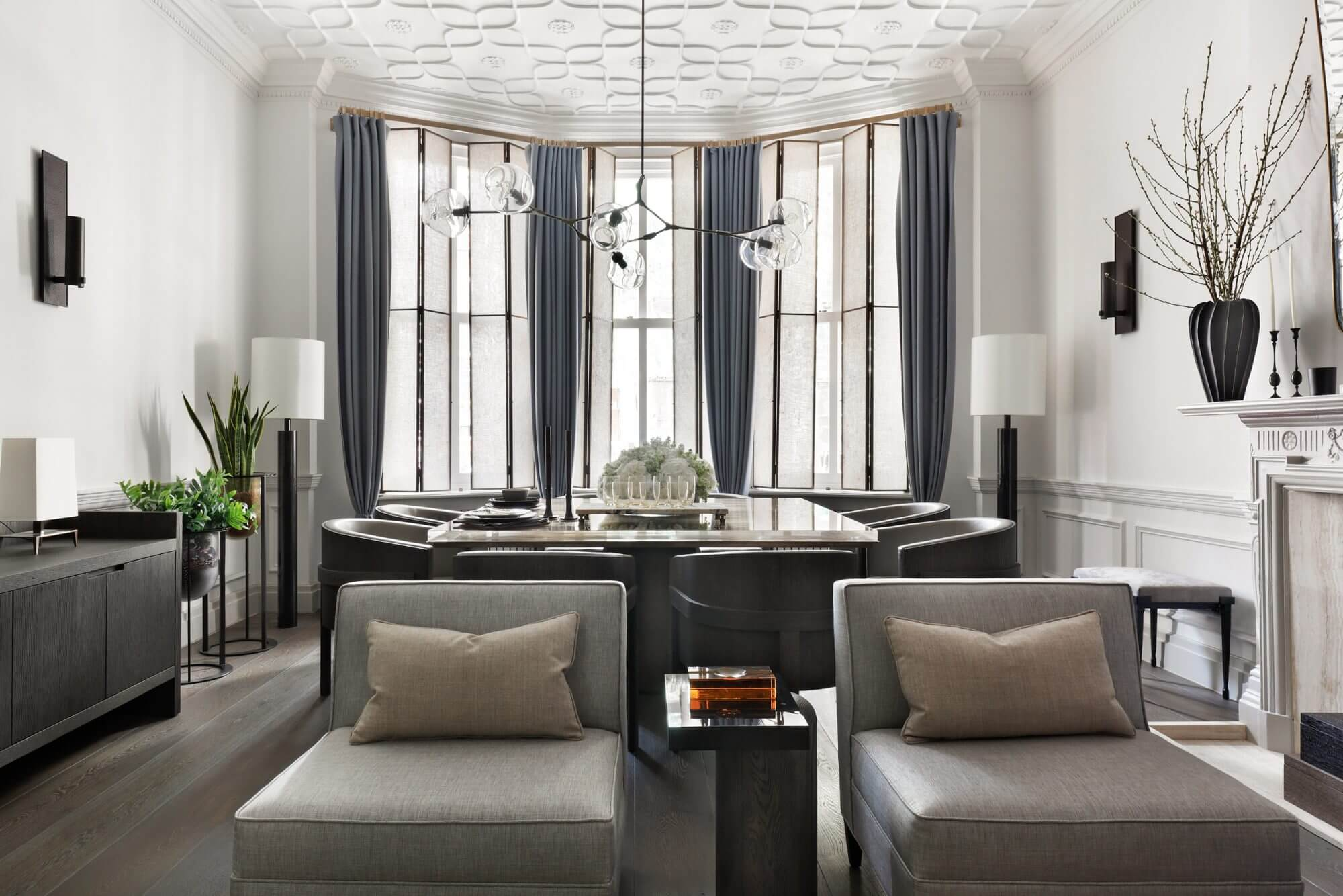 High end interior designers london for High end interior designers london