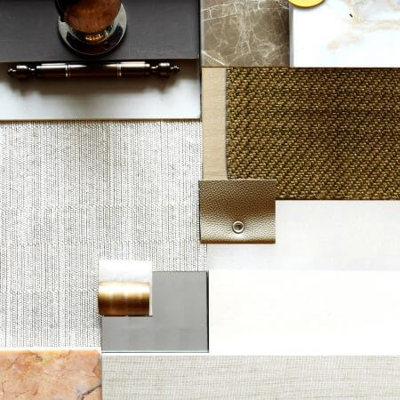 Why Interior Designers Use Mood Material Boards Janine Stone Co