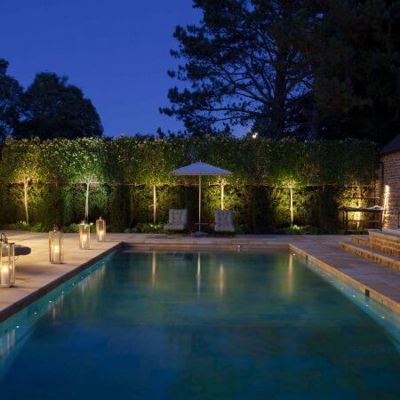 Country Life by The Pool