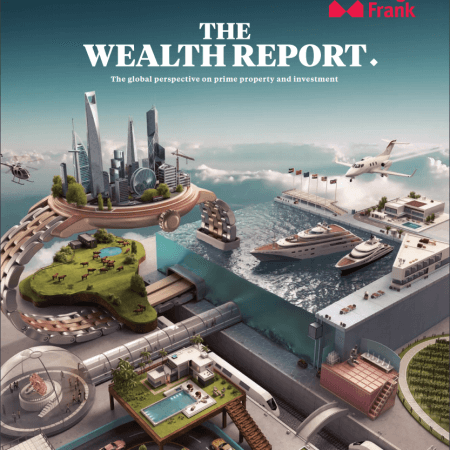 The Wealth Report 2018, by Knight Frank