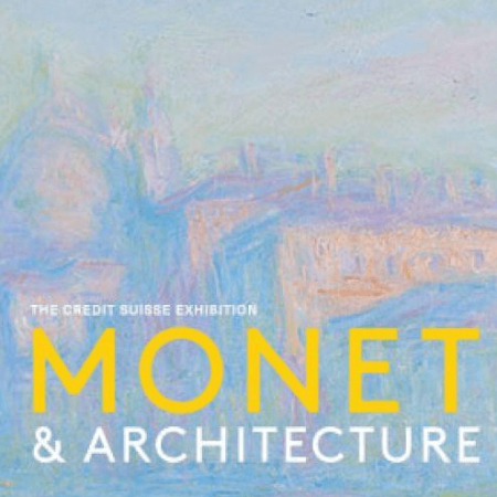 Monet And Architecture At National Gallery