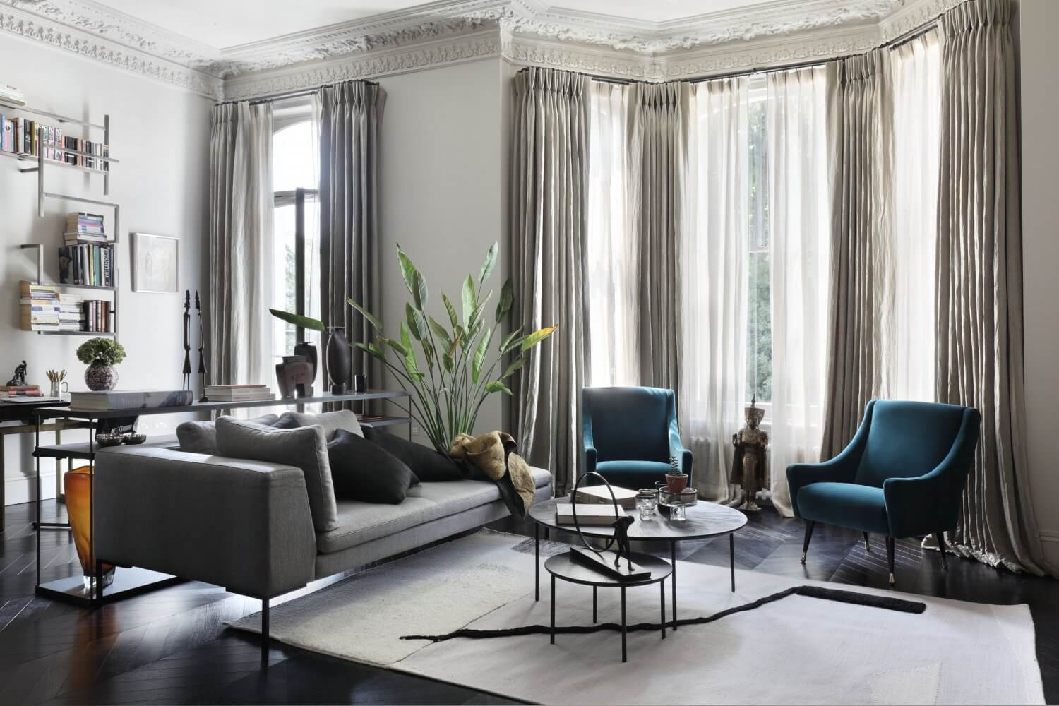 Janine Stone Drawing Room London Duplex