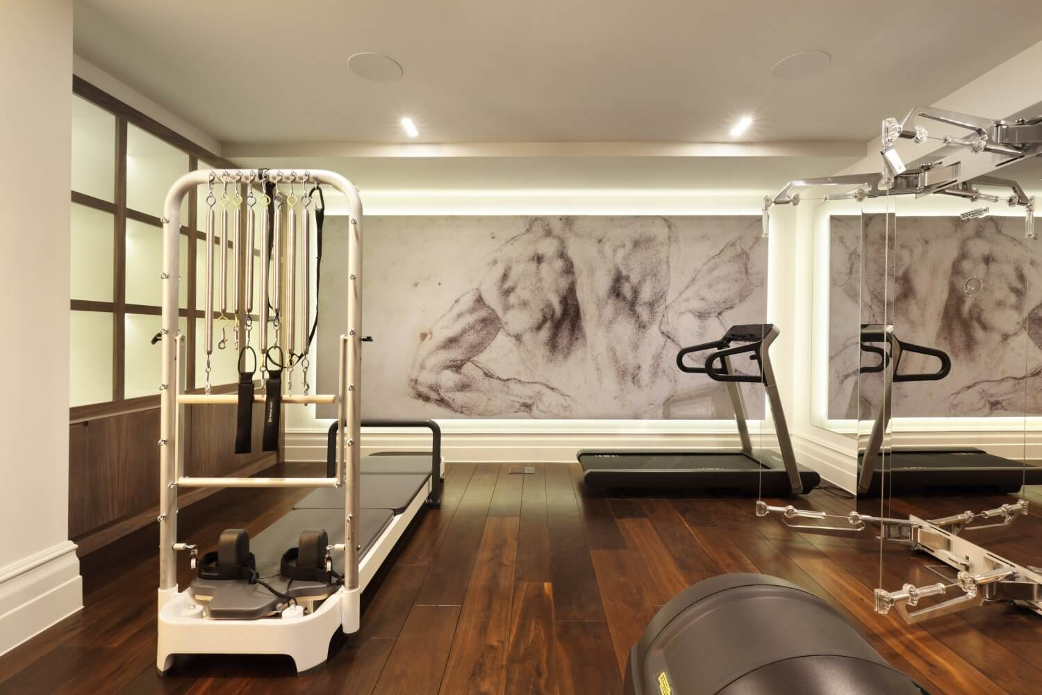 Janine Stone Gym Design