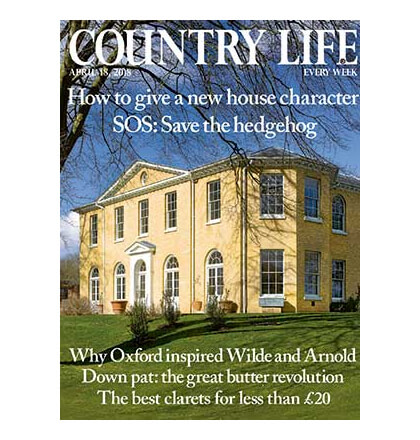 Country Life Cover