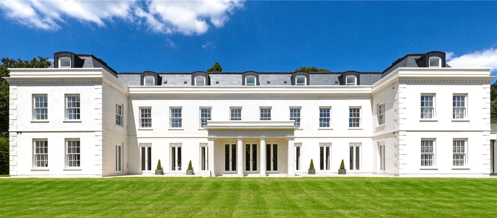 Cadogan House, Wentworth Estate