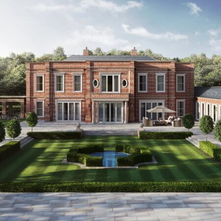 New Build Country House